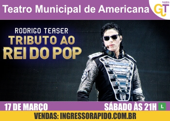 Tributo rei do pop