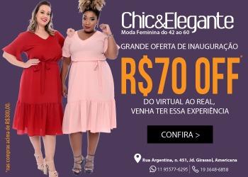 Chic & Elegante 70off